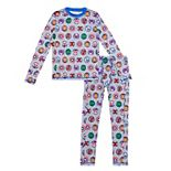Boys 4-14 Cuddl Duds® Marvel Avengers 2-piece Base Layer Set