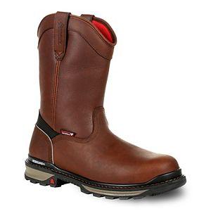 Rocky Rams Horn Men's Waterproof Composite Toe Work Boots