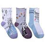 Disney's Frozen Enchanting Journey 3-Pack Socks