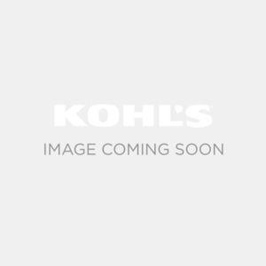 Men's Blue Diamond Accent Stainless Steel Cross Pendant Necklace