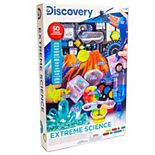 Discovery Extreme Science Kit 50-Piece Set