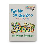 Kohl's Cares® Put Me in the Zoo Children's Book