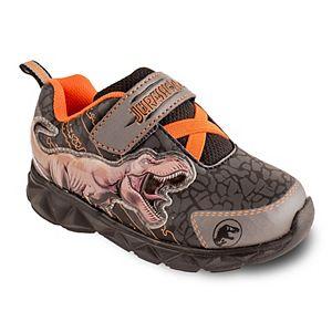 Jurassic World T Rex Toddler Boys' Light Up Shoes