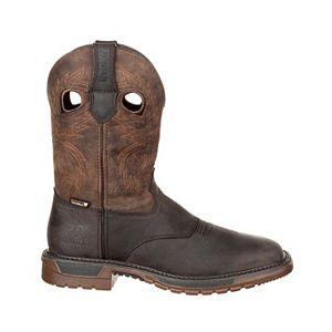 Rocky Original Ride FLX Men's Waterproof Western Boots