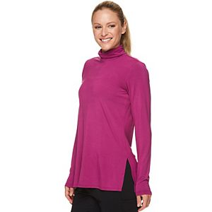 Women's Gaiam Everyday Turtleneck
