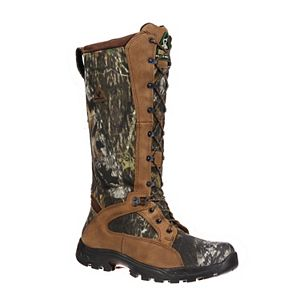 Rocky Classic Men's Waterproof Snakeproof Hunting Boots