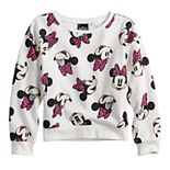 Disney's Minnie Mouse Girls 7-16 Sweatshirt