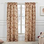 Greenland Home Fashions Briar Window Curtain Set