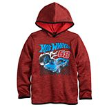 Boys 4-12 Jumping Beans® Hot Wheels Graphic Hoodie