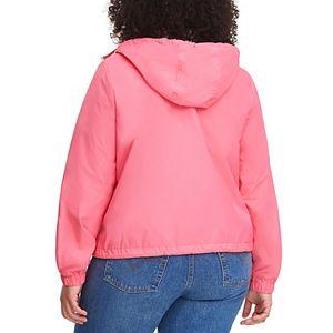 Plus Size Levi's® Retro Rain Slicker Jacket