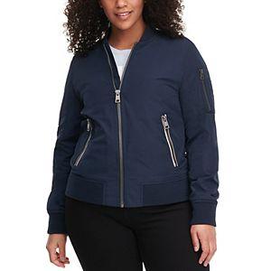 Plus Size Levi's® Newport Classic Bomber Jacket
