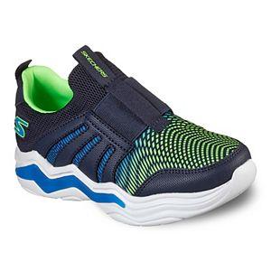 Skechers® S Lights Erupters IV Zandor Boys' Light Up Shoes