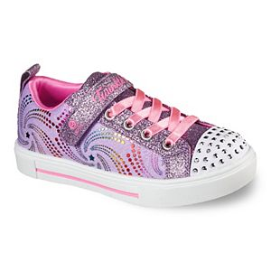 Skechers® Twinkle Toes Twinkle Sparks Girls' Light Up Shoes