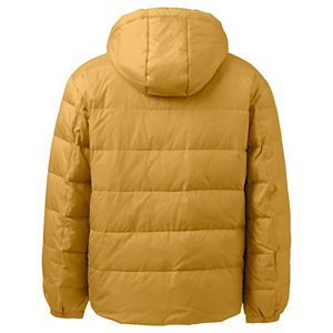 Men's Lands' End Big & Tall Expedition Winter Down Puffer Jacket