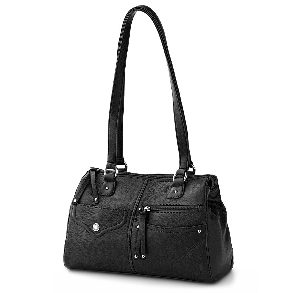 Stone & Co. Abby Leather Shoulder Bag