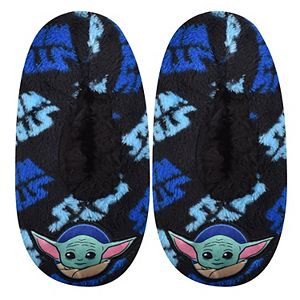 Boys 4-20 Star Wars The Mandalorian The Child Baby Yoda Slippers