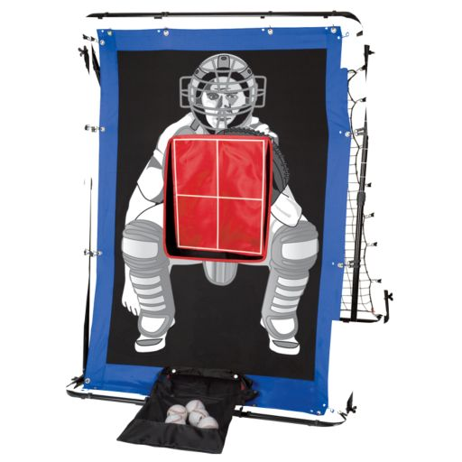 Franklin Sports MLB 2-in-1 Pitch Target and Return Trainer