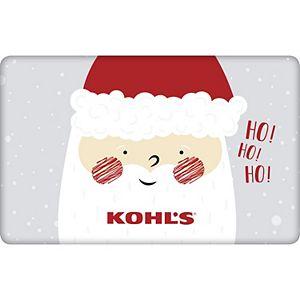 Santa Claus Gift Card