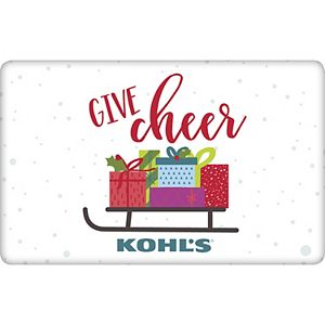 Give Cheer Gift Card
