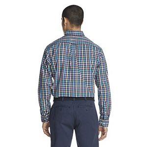Men's IZOD Advantage Regular-Fit Performance Button-Down Shirt