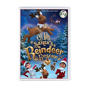 The Elf on the Shelf® Elf Pets: Santa's Reindeer Rescue DVD