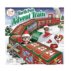 The Elf on the Shelf North Pole Advent Train