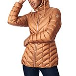 Women's B by Bernardo Packable Hooded Jacket