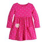 Toddler Girl Jumping Beans® Babydoll Dress