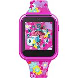 Kids' Trolls Interactive Smart Watch
