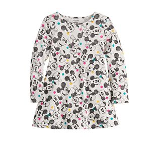 Disney's Micky Mouse Toddler Girl Swing Dress by Jumping Beans®