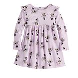 Disney's Minnie Mouse Toddler Girl Babydoll Dress by Jumping Beans®