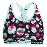 Girls -16 Under Armour Crossback Printed Sports Bra