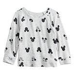 Disney's Mickey Mouse Baby Boy Knit Raglan Tee by Jumping Beans®