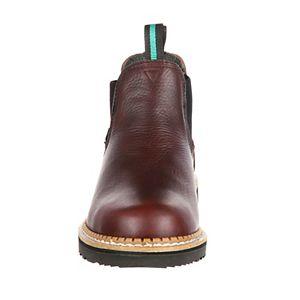 Georgia Boots Georgia Giant High Romeo Men's Waterproof Chelsea Work Boots