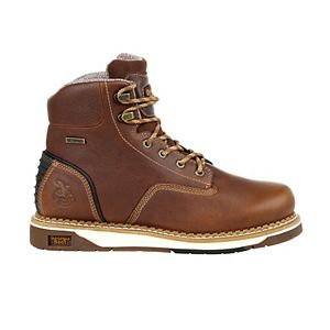 Georgia Boots Amp LT Men's Waterproof Steel Toe Work Boots