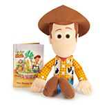 Kohl's Cares® Disney Pixar's Toy Story Woody Plush and Book Bundle
