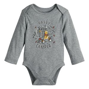 Disney's Winnie The Pooh Baby Boy Rib Bodysuit by Jumping Beans®