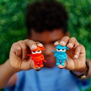 Ooly Ninja Eraser Set
