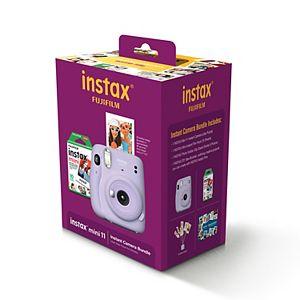 FujiFilm Instax Mini 11 Camera Bundle