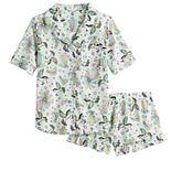 Girls 7-14 SO® Top & Shorts Pajama Set