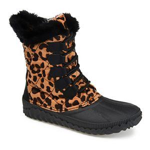 Journee Collection Powder Women's Winter Boots