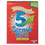 5 Second Rule 10th Anniversary Edition by PlayMonster