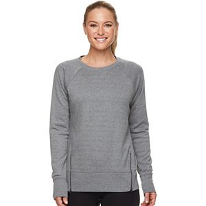 Women's Gaiam Lotus Sweatshirt