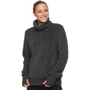 Women's Gaiam Sherpa Sweatshirt