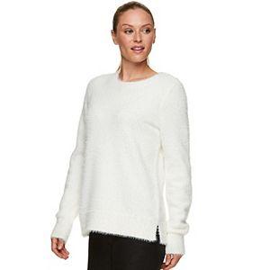 Women's Gaiam East Side Eyelash Sweater