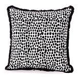 Terrasol Signature Dot Indoor Outdoor Throw Pillow