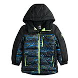 Boys 4-7 ZeroXposur Subzero Puffer Jacket