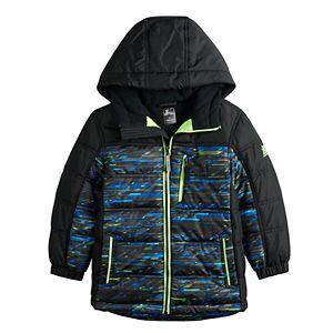 Boys 4-7 ZeroXposur Subzero Promo Puffer Jacket