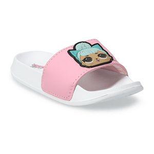 L.O.L. Surprise! Troublemaker Toddler Girls' Slide Sandals
