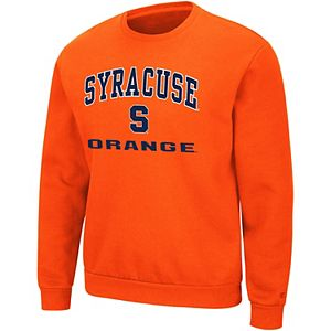 Men's Colosseum Syracuse Orange Volume Sweatshirt